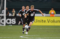 DC United forward Danny Allsopp (9)   The Columbus Crew defeated DC United 1-0 at RFK Stadium, Saturday September 4, 2010.