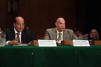 Kim Nibarger at Senate Hearing