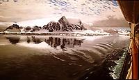 """Antarctica"" by Richard Estes."