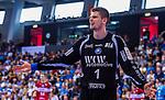 RUDECK, Christopher (#1 Bergischer HC) \ beim Spiel in der Handball Bundesliga, TVB 1898 Stuttgart - Bergischer HC.<br /> <br /> Foto © PIX-Sportfotos *** Foto ist honorarpflichtig! *** Auf Anfrage in hoeherer Qualitaet/Aufloesung. Belegexemplar erbeten. Veroeffentlichung ausschliesslich fuer journalistisch-publizistische Zwecke. For editorial use only.