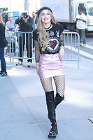 NEW YORK, NY - APRIL 18: Bella Thorne seen on April 18, 2017 in New York City. <br /> CAP/MPI/DIE<br /> &copy;DIE/MPI/Capital Pictures