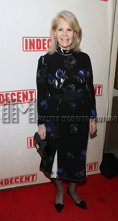 Daryl Roth attends the Broadway Opening Night Performance of  'Indecent' at The Cort Theatre on April 18, 2017 in New York City.