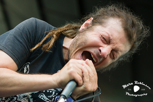 Keith Morris, OFF!, Circle Jerks, by Akron and Cleveland Music Photographer, Portrait Photographer and Event Photographer Mara Robinson, Mara Robinson Photography. At Pitchfork Music Festival.