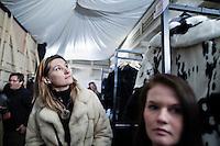 Marlene Papsø, minkavler til modeugen i København