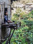 OLYMPUS DIGITAL CAMERA Chin refugees from Burma - Myanmar in Mizoram, Northeast India, 2006-2008
