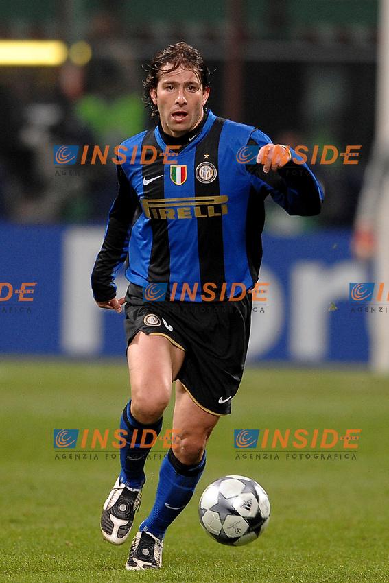 Douglas Maxwell (Inter) <br /> Milano 26/11/2008 Stadio &quot;Giuseppe Meazza&quot; <br /> Champions League 2008/2009<br /> Inter Panathinaikos (0-1)<br /> Foto Insidefoto