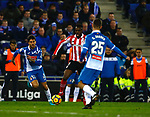 Williams, RCD Espanyol v Athletico Club Bilbao, Jornada 19 on 14 January 2018, RCDE Estadium, Barcelona. La Liga Santander 2018. Photo Martin Seras Lima