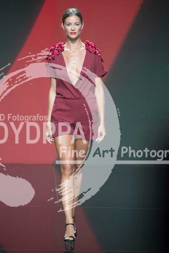Model Desire Cordero poses