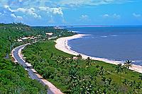 Praia em Porto Seguro, Bahia. 1999. Foto de Juca Martins.