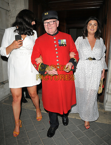 Colin Thackery at the Syco summer party, Victoria and Albert Museum, Cromwell Road, London, England, UK, on Thursday 04th July 2019.<br /> CAP/CAN<br /> ©CAN/Capital Pictures