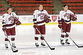 Alisa Baumgartner (Harvard - 27), Kaitlin Spurling (Harvard - 17), Marissa Gedman (Harvard - 16) - The visiting Dartmouth College Big Green defeated the Harvard University Crimson 3-2 on Wednesday, November 23, 2011, at Bright Hockey Center in Cambridge, Massachusetts.
