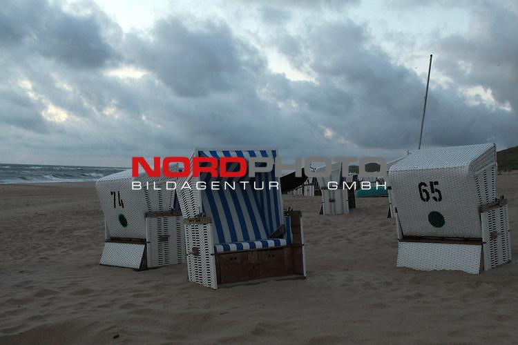 08.08.2013, Nordseeinsel Sylt, GER, im Bild am Strand von Westerland, Foto © nph / Kohring