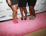 WEEN's Valeisha Butterfield-Jones, Kristi Henderson and Sabrina Thompson Attend the 3rd Annual WEEN Awards Honoring Estelle, Keri Hilson, Tracy Wilson Mourning, Egypt Sherrod, Danyel Smith and Jennifer Yu Held at Samsung Experience at Time Warner Center, NY   11/10/11