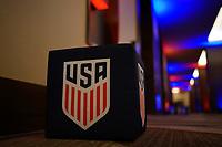 NASHVILLE, TN - FEBRUARY 13: Nashville, TN - Thursday February 13, 2020: U.S. Soccer's Annual General Meeting (AGM) at the Omni Hotel in Nashville, TN at Omni Hotel on February 13, 2020 in Nashville, Tennessee.