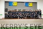 CBS the Green, Corn Ui Mhuiri Champions at the school on Monday,