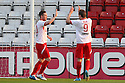 Chris Beardsley, Jack Midson. Mitchell Cole Benefit Match - Lamex Stadium, Stevenage - 7th May, 2013. © Kevin Coleman 2013. ..