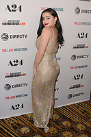 """LOS ANGELES - FEB 22:  Ariel Winter at the """"The Last Movie Star"""" Premiere at the Egyptian Theater on February 22, 2018 in Los Angeles, CA"""
