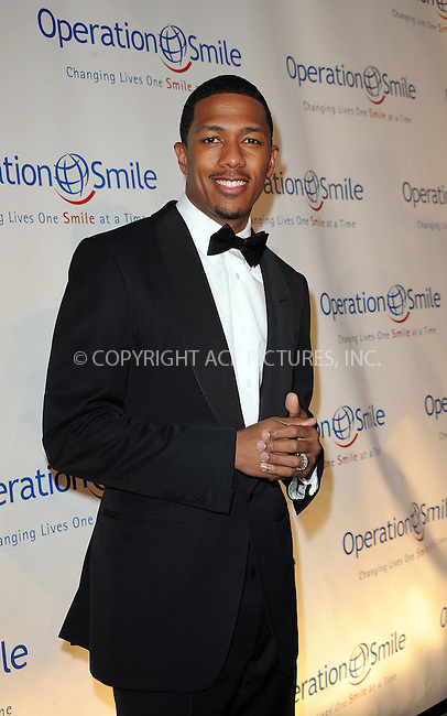WWW.ACEPIXS.COM . . . . . ....May 6 2010, New York City....Singer Nick Cannon arriving at the Operation Smile Annual Gala at Cipriani Wall Street on May 6, 2010 in New York City.....Please byline: KRISTIN CALLAHAN - ACEPIXS.COM.. . . . . . ..Ace Pictures, Inc:  ..tel: (212) 243 8787 or (646) 769 0430..e-mail: info@acepixs.com..web: http://www.acepixs.com