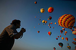 FEATURES- Annual QuickChek New Jersey Festival of Ballooning