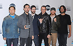 Linkin Park at The 2012 American Music  Awards held at Nokia Theatre L.A. Live in Los Angeles, California on November 18,2012                                                                   Copyright 2012  DVS / Hollywood Press Agency