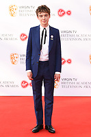 Alex Lawther arriving for the BAFTA TV Awards 2018 at the Royal Festival Hall, London, UK. <br /> 13 May  2018<br /> Picture: Steve Vas/Featureflash/SilverHub 0208 004 5359 sales@silverhubmedia.com