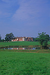 A088R4 Parkland around Helmingham Hall Suffolk England