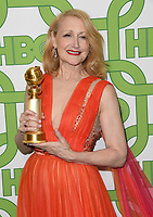 06 January 2019 - Beverly Hills , California - Patricia Clarkson. 2019 HBO Golden Globe Awards After Party held at Circa 55 Restaurant in the Beverly Hilton Hotel. <br /> CAP/ADM/BT<br /> ©BT/ADM/Capital Pictures