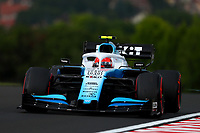#63 George Russell Williams Racing Mercedes. Hungarian GP, Budapest 2-4 August 2019<br /> Budapest 02/08/2019 GP Hungary <br /> Formula 1 Championship 2019 Race  <br /> Photo Federico Basile / Insidefoto