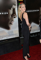 Actress Sara Lindsey at the premiere of her movie &quot;Concussion&quot;, part of the AFI FEST 2015, at the TCL Chinese Theatre, Hollywood.<br /> November 10, 2015  Los Angeles, CA<br /> Picture: Paul Smith / Featureflash