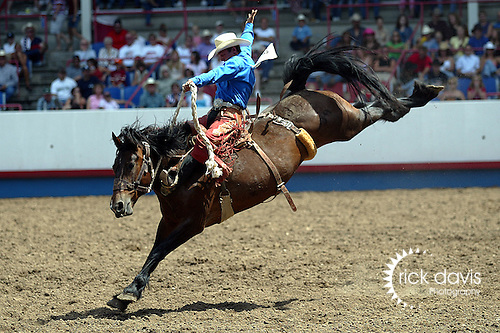 Action from the 2006 Greeley Independence Stampede Rodeo.