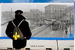 Milano, gennaio 2014 Lavori in corso sulla Darsena. <br /> Work in progress