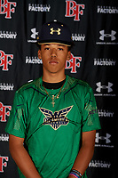DJ Cardinal during the Under Armour All-America Tournament powered by Baseball Factory on January 17, 2020 at Sloan Park in Mesa, Arizona.  (Mike Janes/Four Seam Images)