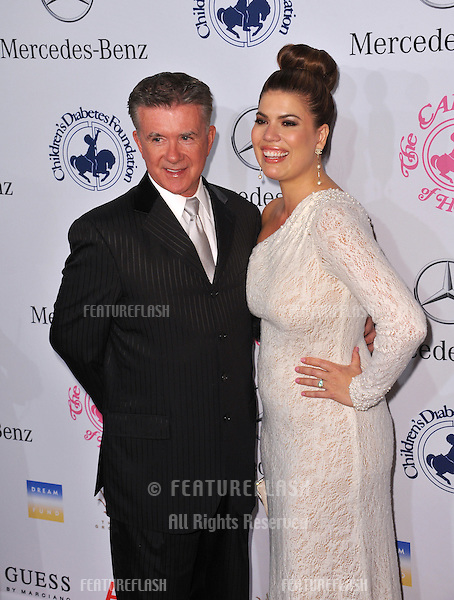 Alan Thicke at the 26th Carousel of Hope Gala at the Beverly Hilton Hotel..October 20, 2012  Beverly Hills, CA.Picture: Paul Smith / Featureflash