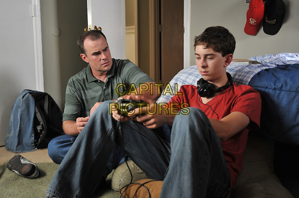 ALEX KENDRICK & RUSTY MARTIN JR..in Courageous.*Filmstill - Editorial Use Only*.CAP/FB.Supplied by Capital Pictures.