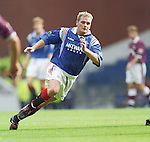 Paul Gascoigne, Rangers
