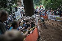Kyle De Proost (BEL/U23)<br /> <br /> Brico-cross Geraardsbergen 2016