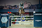 Piergiorgio Bucci of Italy riding Casallo Z competes at the HKJC Trophy during the Longines Hong Kong Masters 2015 at the AsiaWorld Expo on 13 February 2015 in Hong Kong, China. Photo by Xaume OIleros / Power Sport Images