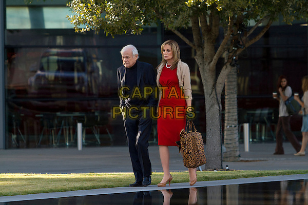 "KEN KERCHEVAL & LINDA GRAY.in Dallas (2012) (Series 1, Episode 4 ""The Last Hurrah"").*Filmstill - Editorial Use Only*.CAP/NFS.Supplied by Capital Pictures."
