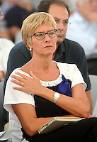 Roberta Pinotti<br /> 02-09-2013: Genova Festa Nazionale Partito Democratico<br /> Democratic Party National Meeting <br /> Foto Genovafoto / Insidefoto