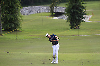Micah Lauren Shin (USA) in action on the 6th fairway during Round 1 of the Maybank Championship at the Saujana Golf and Country Club in Kuala Lumpur on Thursday 1st February 2018.<br /> Picture:  Thos Caffrey / www.golffile.ie<br /> <br /> All photo usage must carry mandatory copyright credit (&copy; Golffile | Thos Caffrey)