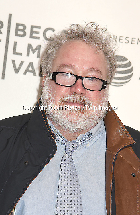 """Producer Thomas Hulce attends """"The Seagull"""" Screening at the Tribecca Film Festival at BMCC on April 21, 2018 in New York City, New York, USA.<br /> <br /> photo by Robin Platzer/Twin Images<br />  <br /> phone number 212-935-0770"""