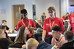 Wales Sport Awards 2017<br /> Young Ambassadors Conference<br /> 27.10.17<br /> &copy;Steve Pope - Sportingwales