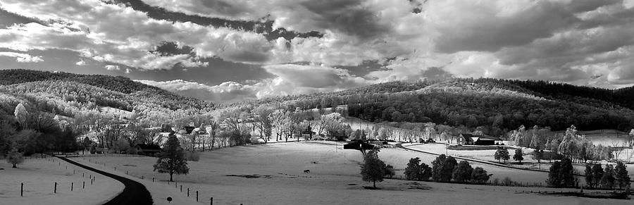 The Belmont farm in Keswick, Va.