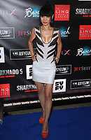 06 August 2017 - Las Vegas, NV - Bai Ling.  Sharknado 5 Global Swarming red carpet premiere at Linq Hotel and Casino. Photo Credit: MJT/AdMedia