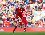 24th March 2018, Anfield, Liverpool, England; LFC Foundation Legends Charity Match 2018, Liverpool Legends versus FC Bayern Legends; Jamie Carragher of Liverpool Legends on the ball
