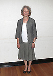 """Beth Dixon.attending the Meet & Greet for the Playwrights Horizons production of """"Rapture, Blister, Burn'  at their rehearsal studio in New York City on 4/17/2012"""