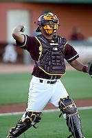 Carlos Ramirez - 2009 Arizona State Sun Devils.Photo by:  Bill Mitchell/Four Seam Images