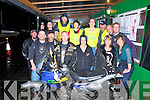 Duagh bikers pose for a picture at their  rally in aid of Our lady's Hospital for sick children at Tomisin's bar Lisselton on Ssaturday night. Johnny Nash,Martin Sheehy, Martina O'Connor, Betty and Frank Gaire.    Copyright Kerry's Eye 2008