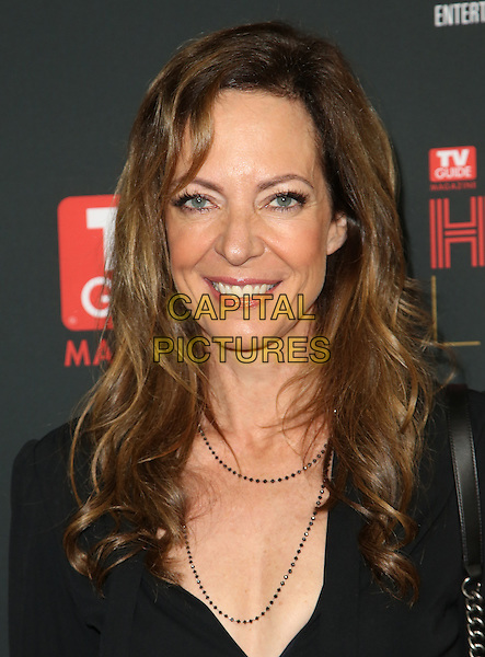 HOLLYWOOD, CA - NOVEMBER 4: Allison Janney at TV Guide Magazine's Hot List Party at The Emerson Theatre on November 4th, 2013 in Hollywood, California, USA.<br /> CAP/MPI/mpi99<br /> &copy;mpi99/MediaPunch/Capital Pictures