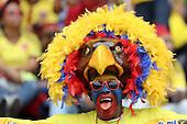 Hincha de Colombia antes del partido de eliminatorias para el Mundial de F&uacute;tbol 2018 contra Argentina en el Estadio Metropolitano Roberto Melendez de Barranquilla el 17 de novimbre de 2015.<br /> <br /> Foto: Archivolatino<br /> <br /> COPYRIGHT: Archivolatino<br /> Prohibido su uso sin autorizaci&oacute;n.